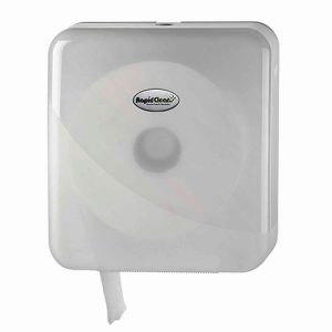 Jumbo Toilet Tissue Roll Dispenser