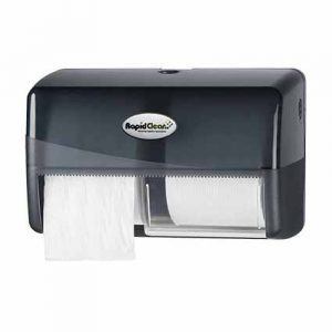 Image Deluxe Toilet Tissue Roll Dispenser