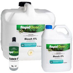 Bleach 4%