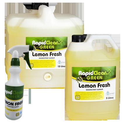 Disinfectant - Lemon Fresh