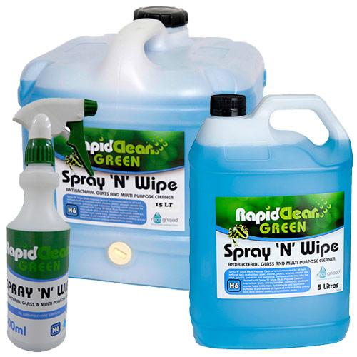 Multi-Purpose Surface Cleaner - Spray 'N' Wipe