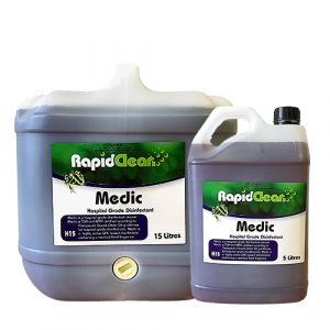 RapidClean Medic - Hospital Grade Disinfectant